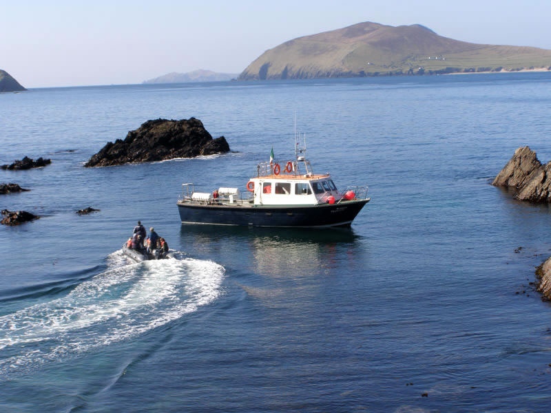 Blasket Princess in Dunquin